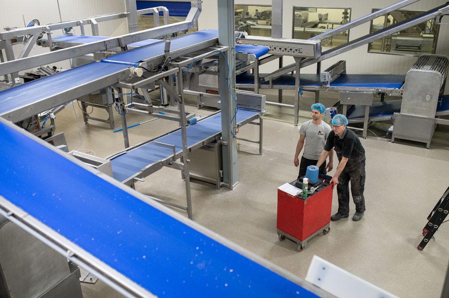 Onderhoud productiemachines