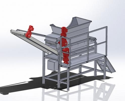 Engineering machinebouw